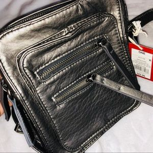 Mossimo Supply Co. Pewter bag